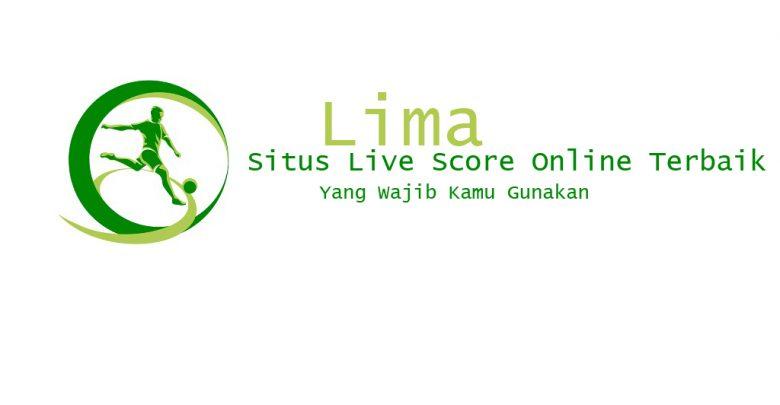 Situs Live Score Online Terbaik