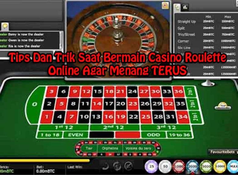 Judi Roulette Online Terpercaya - tips dan trik cara bermain