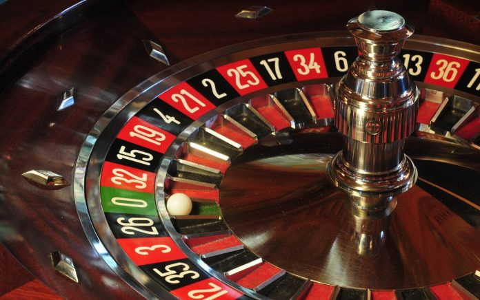 games roulette online