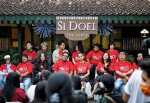 Ke Belanda Demi Nonton Film Indonesia Si Doel the Movie