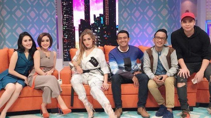 Balik ke Jakarta, gaya berpakain Jessica Iskandar justru dicibir Billy Syahputra 'kayak orang kebanjiran'