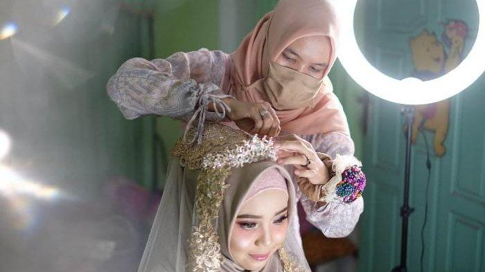 rias pengantin