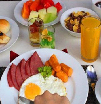sarapan pagi